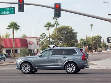 Uber retains former US transportation official to advise on safety after a fatal self-driving crash in March