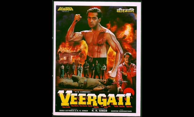 Poster for Veergati/Image from Twitter.
