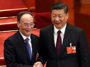 From SARS to corruption crackdown, China's new VP Wang Qishan has tackled thorniest of crises