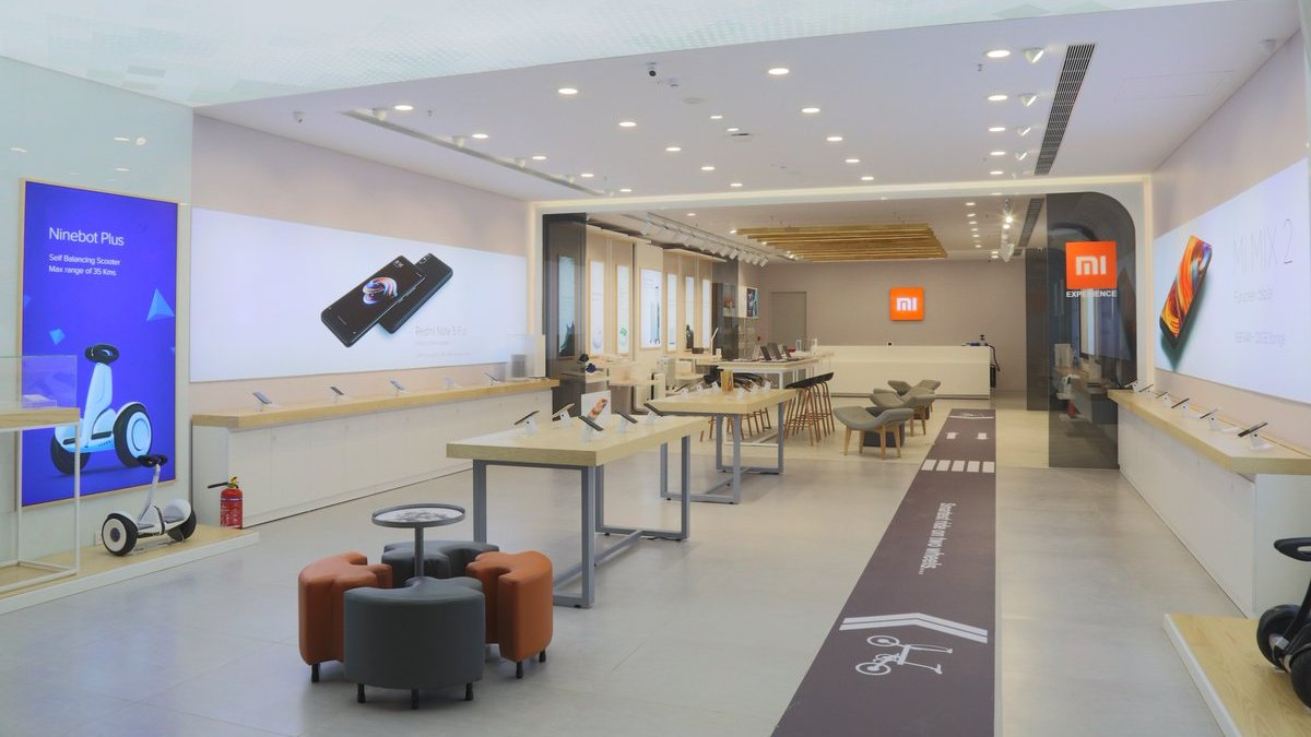 xiaomi opens 25th mi home and the first mi home experience store in chennai to display products. Black Bedroom Furniture Sets. Home Design Ideas