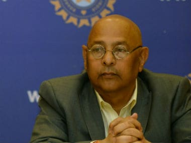 BCCI acting secretary Amitabh Choudhary questions CoA chief Vinod Rais functioning; accuses him of keeping Diana Edulji in dark