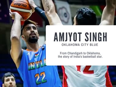 Watch: From Chandigarh to Oklahoma, the story of Indian basketball star Amjyot Singh Gill