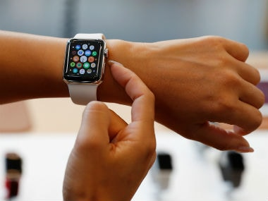 Apple Watch. Reuters.