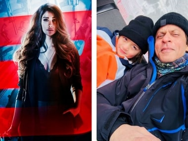 Salman Khan reveals Daisy Shah's Race 3 look, SRK holidays with AbRam: Social Media Stalkers' Guide