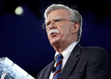 Bolton's appointment has rattled peaceniks around the world/ REUTERS