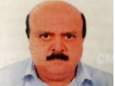 File photo of Farooq Takla. News18