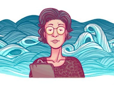 Google Doodle celebrates 98th birth anniversary of Japanese geochemist Katsuko Saruhashi
