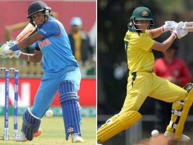 Highlights India vs Australia 1st T20I at Mumbai, Women's Tri-nation series, Full Cricket Score: Visitors win by 6 wickets