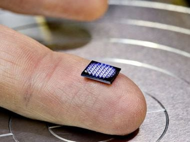 IBM unveils the 'world's smallest computer' with an aim to bring blockchain to everyday products