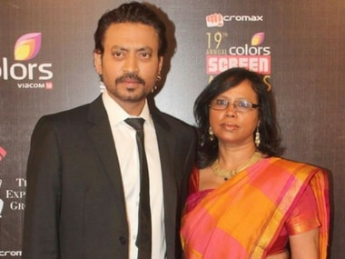 Irrfan Khan's wife issues statement about his 'rare disease'; says they're 'optimistic, almost sure of victory'