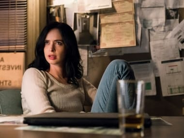 Jessica Jones returns for season 2 on Netflix: The complicated whiskey-swigging superhero(ine) is compelling
