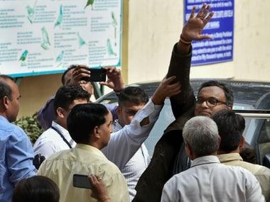 SC allows Karti Chidambaram to withdraw plea seeking interim relief, asks him to approach Delhi HC