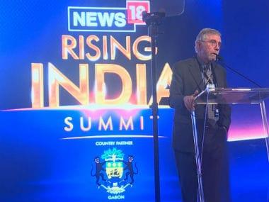 File image of Paul Krugman at News18 Rising India Summit. News18