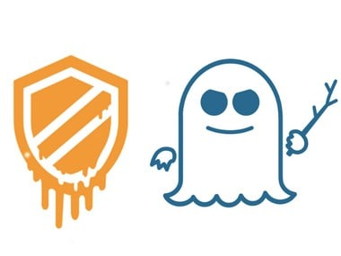 Meltdown and Spectre.