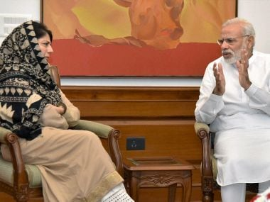 Mehbooba Mufti's nepotism may divert youths from mainstream; Centre must step in to end legacy of corruption in Kashmir