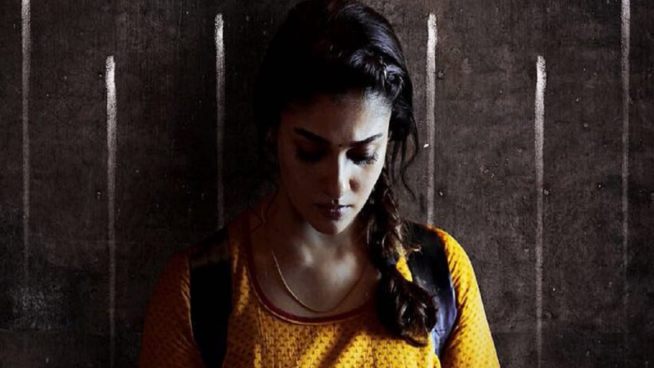Nayanthara in a still from Kolamavu Kokila