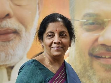 Defence Minister Nirmala Sitharaman helps missing soldier's mother get pension