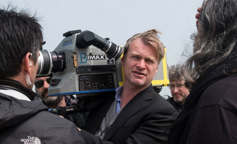 Christopher Nolan/Image from Twitter.