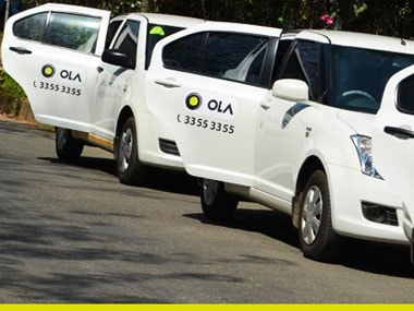 IRCTC ties up with cab aggregator Ola for booking taxi and auto on its website and Rail Connect App