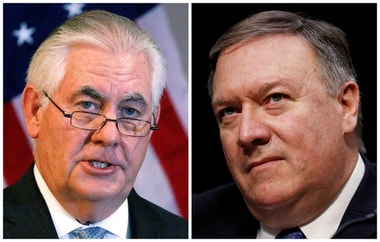 Trump sacking Rex Tillerson is not about policy, it's personal
