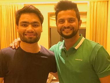 IPL 2018: Rinku Singh says he will follow his idol Suresh Raina's advice and play freely in upcoming season