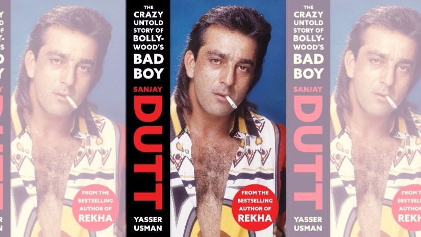 Sanjay Dutt: The Crazy Untold Story of Bollywood's Bad Boy is authored by Yasser Usman and published by Juggernaut Books