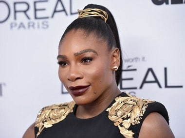 Serena Williams to launch cosmetic range, files trademark for 'Aneres'