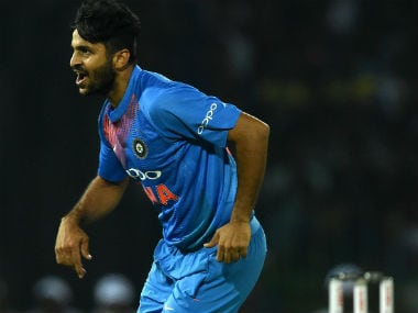 Nidahas Trophy 2018: Shardul Thakur's ability to bounce back shows India have a reliable wingman for lead pacers