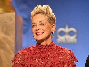 Sharon Stone defends James Franco, says sexual misconduct allegations against him are 'appalling'