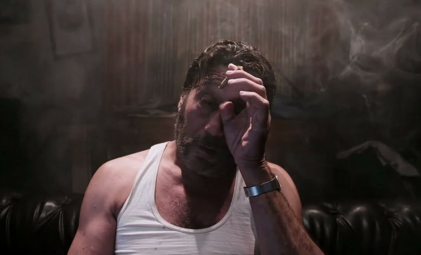 A still from Jackie Shroff's Shunyata/Image from YouTube.