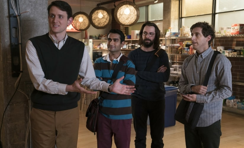 A still from Silicon Valley/Image from Twitter.