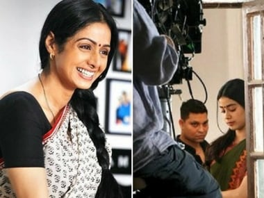 Sridevi's ashes immersed in Haridwar after Rameshwaram; Janhvi Kapoor resumes shoot for Dhadak