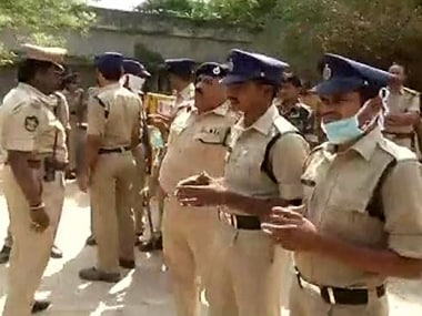 File photo of the Tamil Nadu Police . Image Courtsey: IBN Live