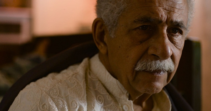 Naseeruddin Shah in The Hungry, directed by Bornila Chatterjee. Facebook/TheHungryFilm