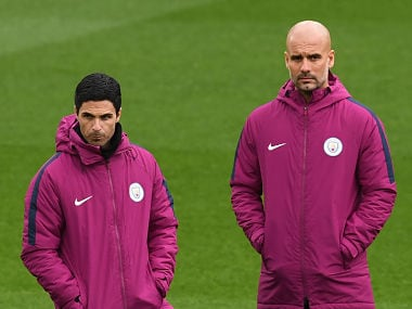 Premier League: Manchester City boss Pep Guardiola wants Arsenal target Mikel Arteta to stay