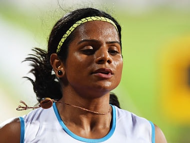 Dutee Chand slams IAAFs new rules on womens testosterone levels, offers to help Caster Semenya