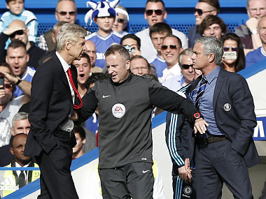 Premier League: Jose Mourinho admits regret over past clashes with Arsene Wenger