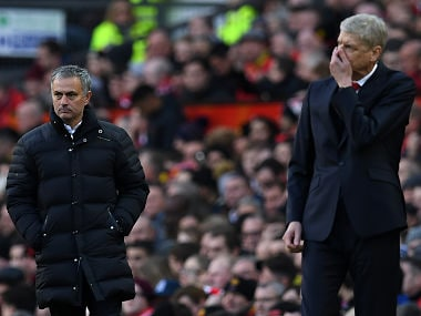 Arsene Wenger steps down: Jose Mourinho hopes old rival will remain in football after Arsenal exit