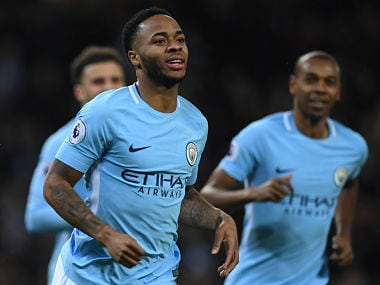 Premier League: Manchester City's Raheem Sterling hungry to win more titles but warns side against complacency