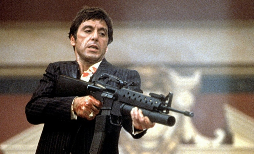Al Pacino in Scarface/Image from Twitter.