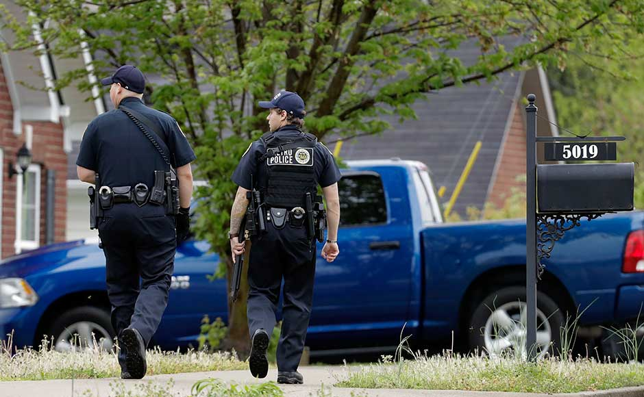 Police in the Tennessee city of Nashville said the suspect in the country's latest mass shooting may have had