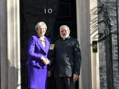 Full text of India-UK joint statement: Narendra Modi, Theresa May agree to take decisive and concerted actions against terrorism