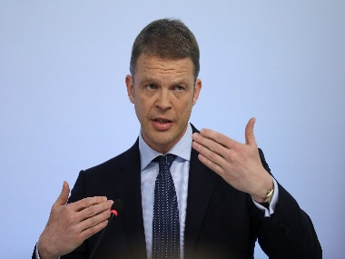 Deutsche Bank picks retail specialist Christian Sewing as new CEO to replace John Cryan