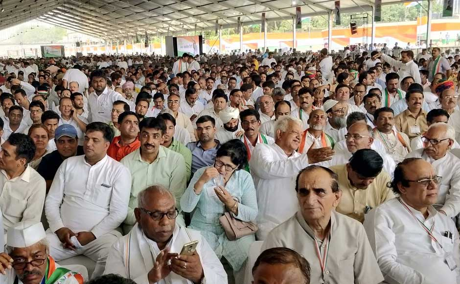 Referring to the Congress' spirited performance in Gujarat, Rahul said