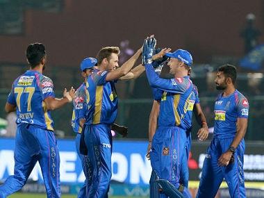 IPL 2018: Rajashtan Royals hold nerve to beat Delhi Daredevils by 10 runs in rain-shortened contest