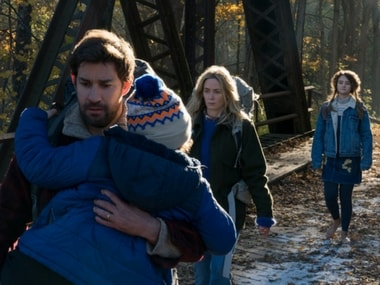 John Krasinski, Emily Blunt horror flick A Quiet Place tops North American box-office with $46 million opening weekend