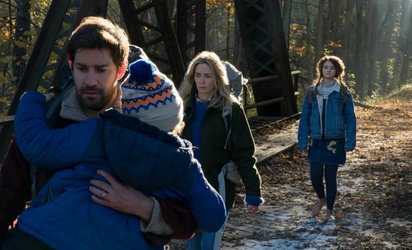 CinemaCon 2018: A Quiet Place Sequel Already In Motion