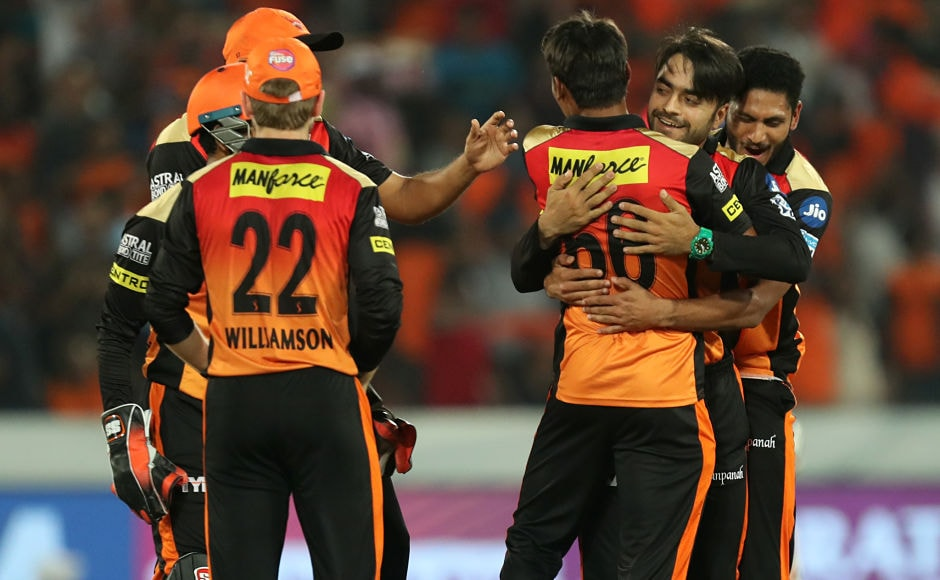 Sunrisers Hyderabad once again showed dogged resilience as their bowlers defended a low score – their second in space of three days – to beat Kings XI Punjab. Sportzpics