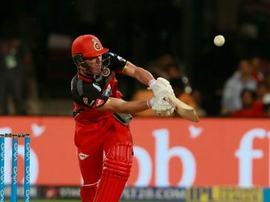 IPL 2018: RCB's AB de Villiers pounds DD into submission to send warning to other teams