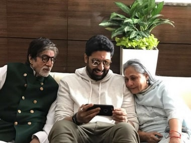 Abhishek Bachchan responds to being mocked for living with parents: 'Sometimes trolls need to be put in place'